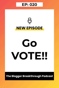 BBP 020: Go Vote